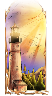 BBCC Light House Graphic