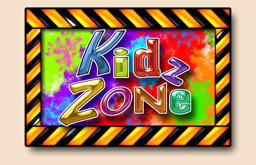 Kidz Zone Fun Logo
